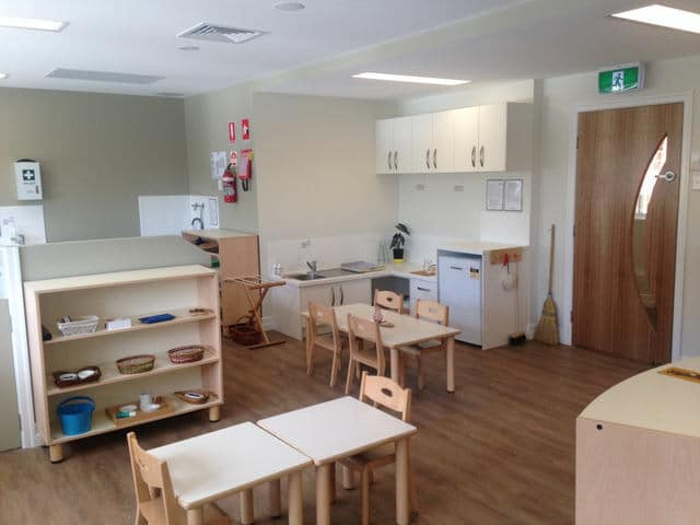 Childcare Fitout