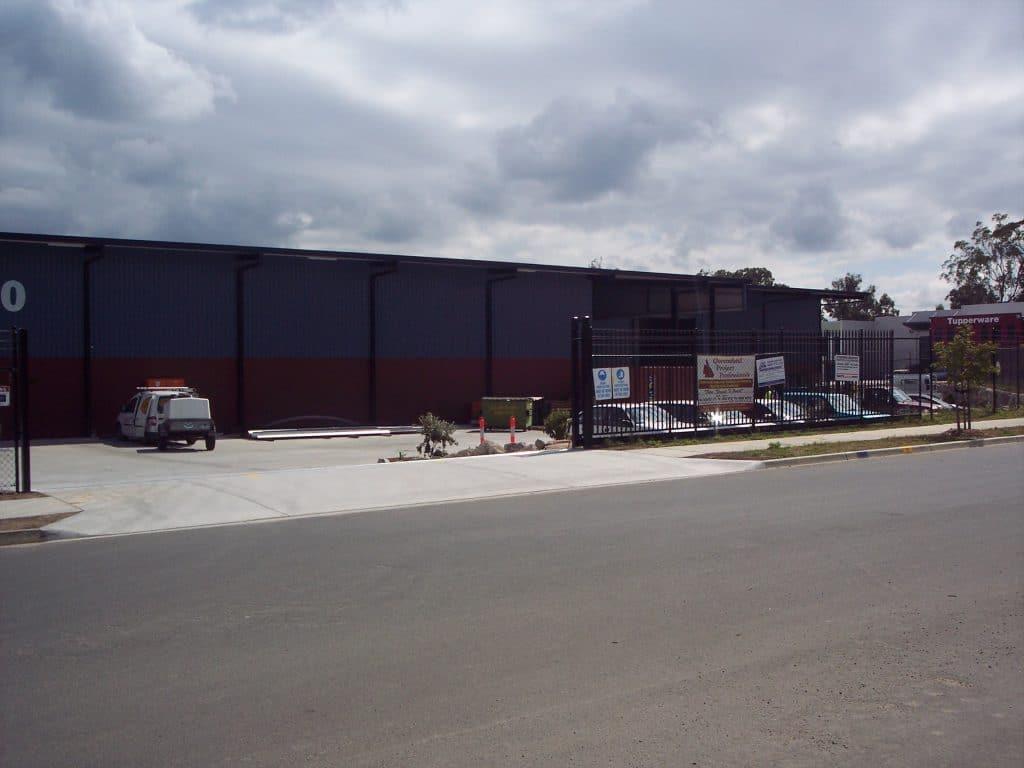 Construction of 2000sqm Tilt Panel Factory